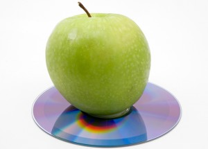 Apple and the music